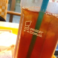 Photo taken at Mister Donut by TAKASHI T. on 11/4/2012