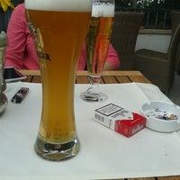 Das Foto wurde bei Greiffenegg Schlössle Restaurant von Onur G. am 6/27/2014 aufgenommen