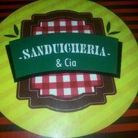 Photo taken at Sanduicheria & Cia by Suzi S. on 8/31/2013