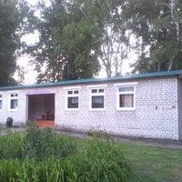 Photo taken at детский оздоровительный лагерь 'Волжанка' by Irine N. on 7/20/2013