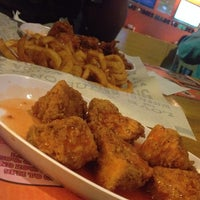 Photo taken at Buffalo Wings & Rings by Nour D. on 5/10/2014