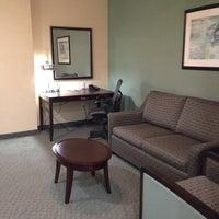 Photo taken at Hilton Garden Inn by Eric B. on 11/29/2013