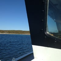 Photo taken at Dyrøy-Mausund-Sula by Tormod E. on 7/23/2013
