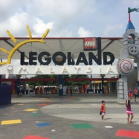 Photo taken at LEGOLAND Malaysia by Mike F. on 11/5/2015
