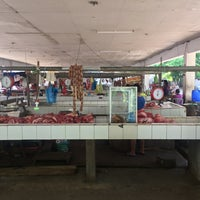 Photo taken at Paoay Public Market by Mike F. on 4/28/2018