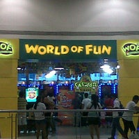 Photo taken at World of Fun by Fatima A. on 5/30/2013