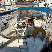Photo taken at Marina Preko by Brandy C. on 7/21/2013