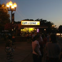 Photo taken at Cup and Cone by Sean I. on 7/18/2013