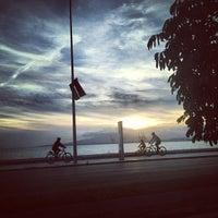12/9/2012 tarihinde Rafa M.ziyaretçi tarafından Playa de Baños del Carmen'de çekilen fotoğraf