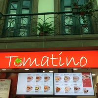 Photo taken at Tomatino by Francisco R. on 5/16/2017
