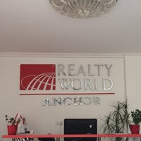 Photo taken at Realty World Anchor by Tibet B. on 11/14/2014
