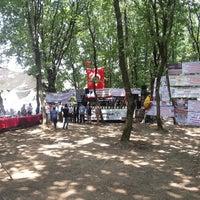 Photo taken at Çekmeköy mesire alani by Mustafa A. on 6/15/2014