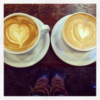 Photo taken at Bard Coffee by Whitney P. on 12/31/2012