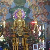 Photo taken at วัดธรรมปัญญา by LOOKNAM💗 on 7/26/2015