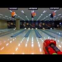 Foto scattata a Atlantis bowling da Hilal Ç. il 7/11/2017