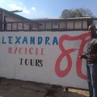 Photo taken at Alexandra Bicycle Tours by Cajsa L. on 7/18/2013