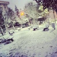 Photo taken at Basınsitesi by Demet A. on 12/11/2013