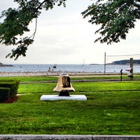 Photo taken at Coast Guard Station Gloucester by Doug P. on 9/29/2014