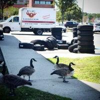Photo taken at Town fair tire by Doug P. on 8/10/2016