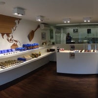 Photo taken at Centho Chocolates by Geert D. on 10/25/2014