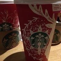 Photo taken at Starbucks by Tetiana on 1/1/2017