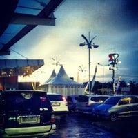 Photo taken at Carrefour by Awan R. on 1/26/2013
