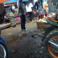 Photo taken at Pasar Perumnas by Multi I. on 11/18/2012