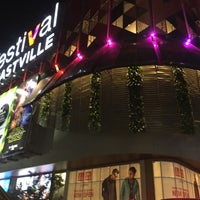 Photo taken at CentralFestival EastVille by Wittaya P. on 11/28/2015