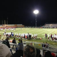 Photo taken at Conestoga High School by Jerry S. on 11/2/2012