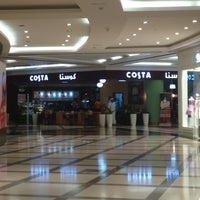 Photo taken at Costa Coffee by Karama A. on 8/17/2013