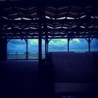 Photo taken at Equinox beach club by Орхан Г. on 7/17/2015