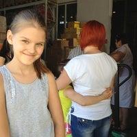 Photo taken at Бумага-С by Elena F. on 7/24/2013