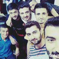 Photo taken at Atlas Halı Saha by Tahsin Y. on 8/30/2014