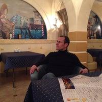 Photo taken at Venecia by Alina Z. on 3/1/2014