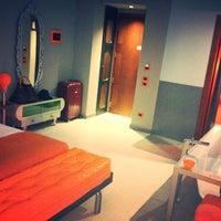 Photo taken at Orange Hotel by Taisiia I. on 4/11/2013