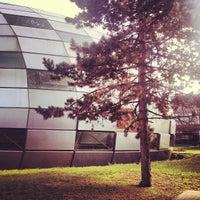Das Foto wurde bei Freie Universität Berlin von Maria B. am 10/2/2013 aufgenommen