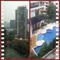 Photo taken at The Elizabeth Hotel Singapore by James R. on 4/19/2013