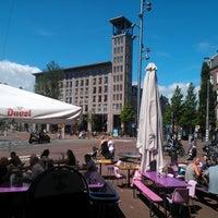 Photo taken at Het Badhuis by snorre L. on 7/19/2013