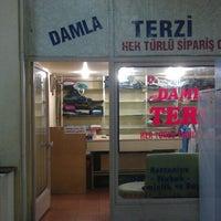 Photo taken at Damla Terzi by ümit G. on 7/18/2013