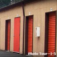 Photo taken at I-5 Mini Storage by Northwest Self Storage on 7/31/2013