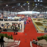 Photo taken at Salon Internacional De La Motocicleta by Chino P. on 10/4/2014