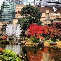 Photo taken at Mohri Garden by Dan C. on 11/30/2012