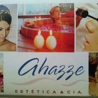 Photo taken at Ahazze Estetica by Carlos H. on 7/18/2013
