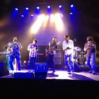Photo taken at Teatro Vivian Blumenthal by Erick P. on 10/5/2013