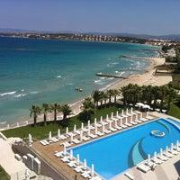 7/18/2013 tarihinde Esna Ö.ziyaretçi tarafından Boyalık Beach Hotel & SPA'de çekilen fotoğraf