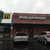 Снимок сделан в McDonald's пользователем Ира Ф. 9/1/2013