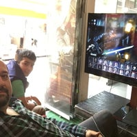 Photo taken at Offside Playstation Cafe by Tahsin on 5/7/2016