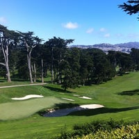Photo taken at The Olympic Club Golf Course by Jamal on 9/9/2012