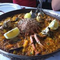 Foto tomada en Arrocería Balear por Ana M. el 8/27/2012