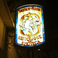 Photo taken at Bistrot de Venise by Laila Q. on 8/17/2013